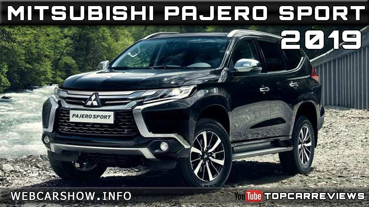 45 Concept of 2019 Mitsubishi Montero Spy Shoot with 2019 Mitsubishi Montero