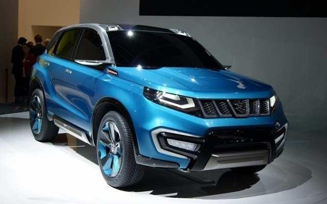 45 Concept of 2019 Suzuki Grand Vitara Configurations with 2019 Suzuki Grand Vitara