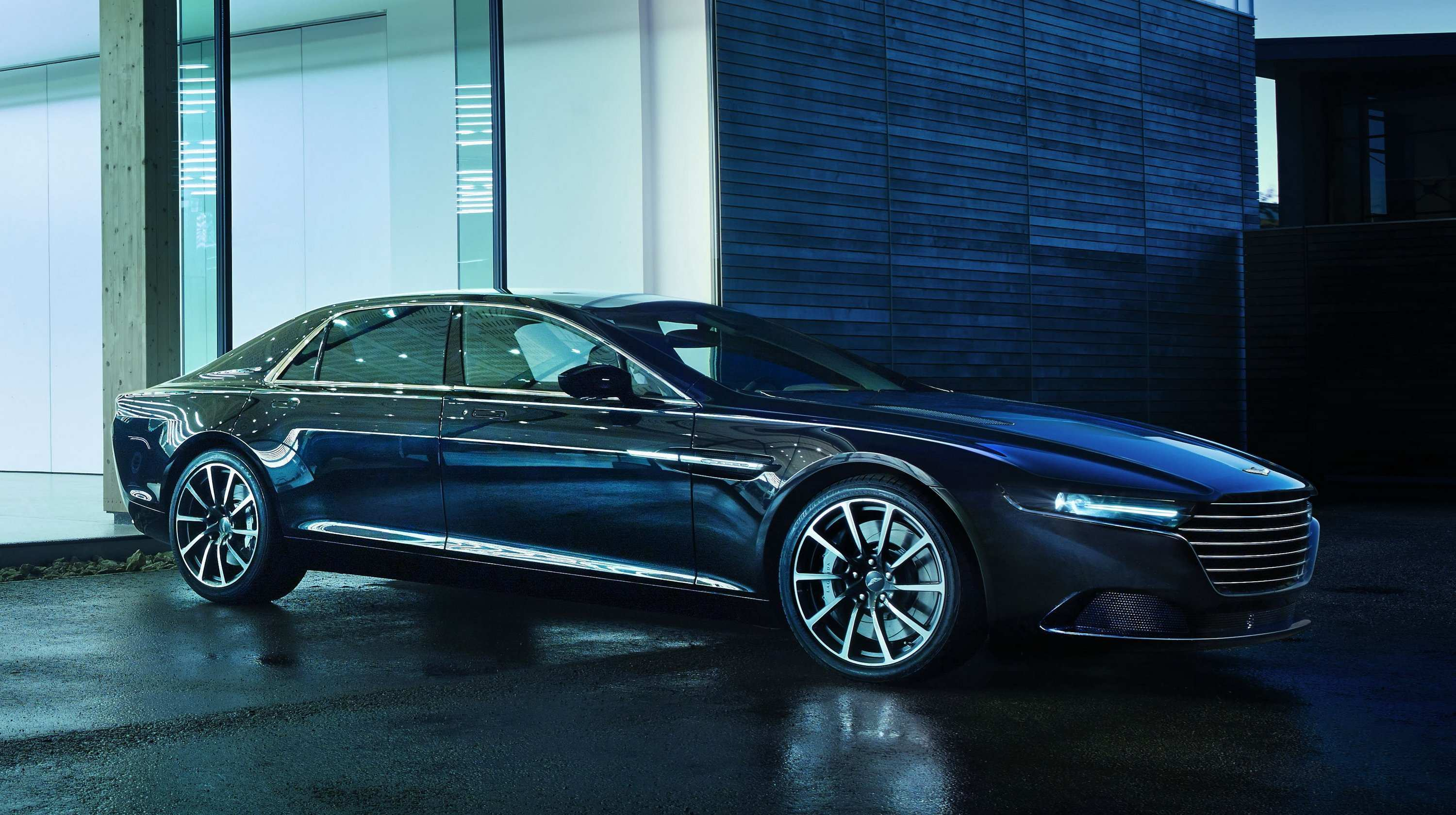 45 Concept of 2020 Aston Martin Lagonda Redesign for 2020 Aston Martin Lagonda