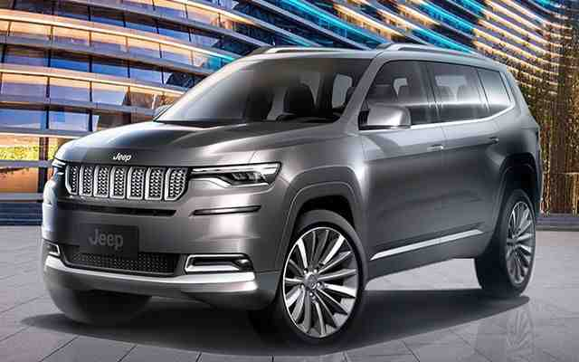 45 Concept of 2020 Jeep Commander Exterior for 2020 Jeep Commander