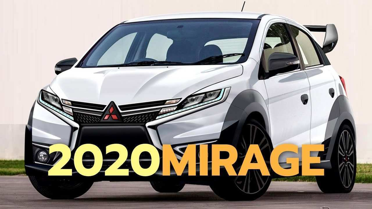 45 Concept of 2020 Mitsubishi Mirage Reviews by 2020 Mitsubishi Mirage