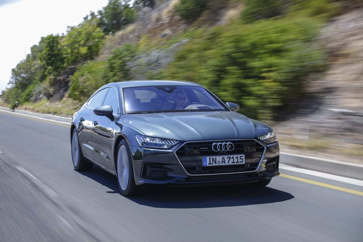 45 Gallery of 2019 Audi A7 0 60 Redesign by 2019 Audi A7 0 60