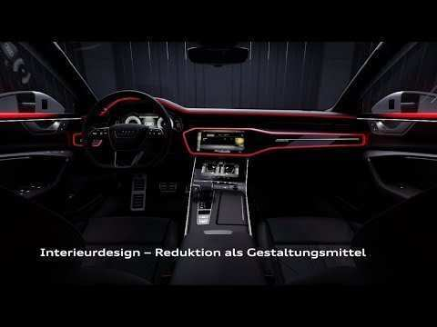 45 Gallery of 2019 Audi A7 Interior First Drive for 2019 Audi A7 Interior