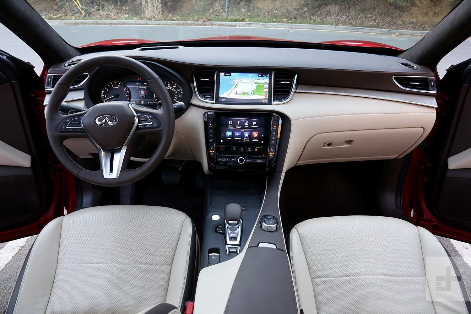 45 Gallery of 2019 Infiniti Qx50 Review Reviews for 2019 Infiniti Qx50 Review
