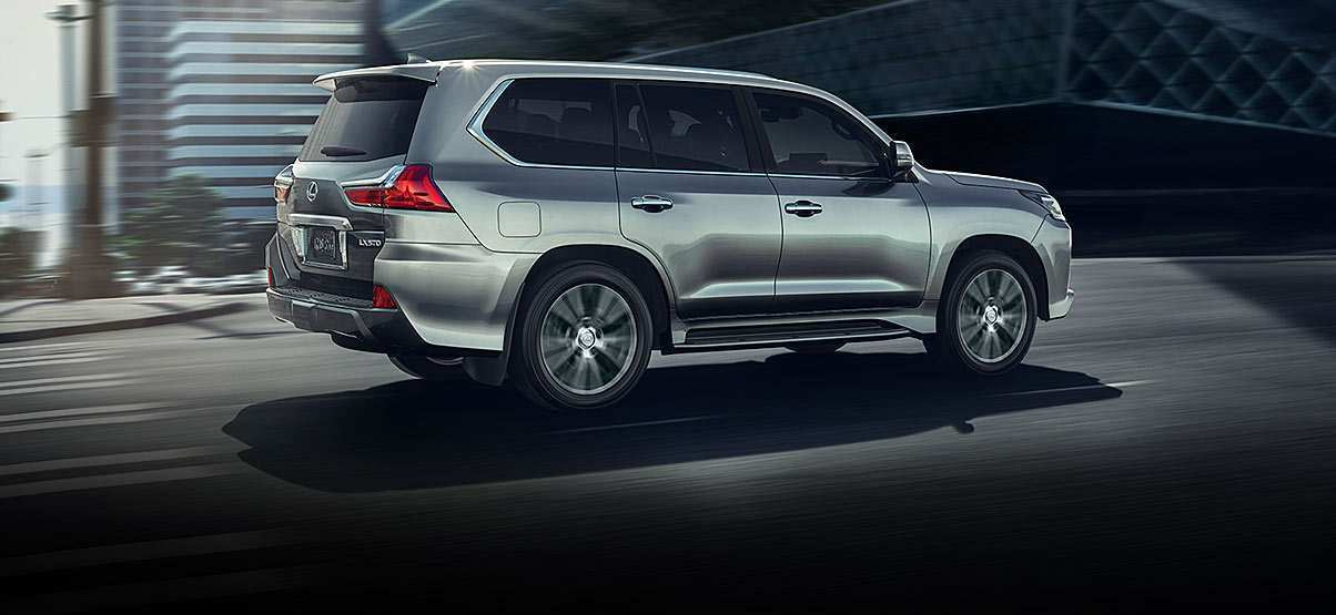 45 Gallery of 2019 Lexus Lx 570 Specs with 2019 Lexus Lx 570