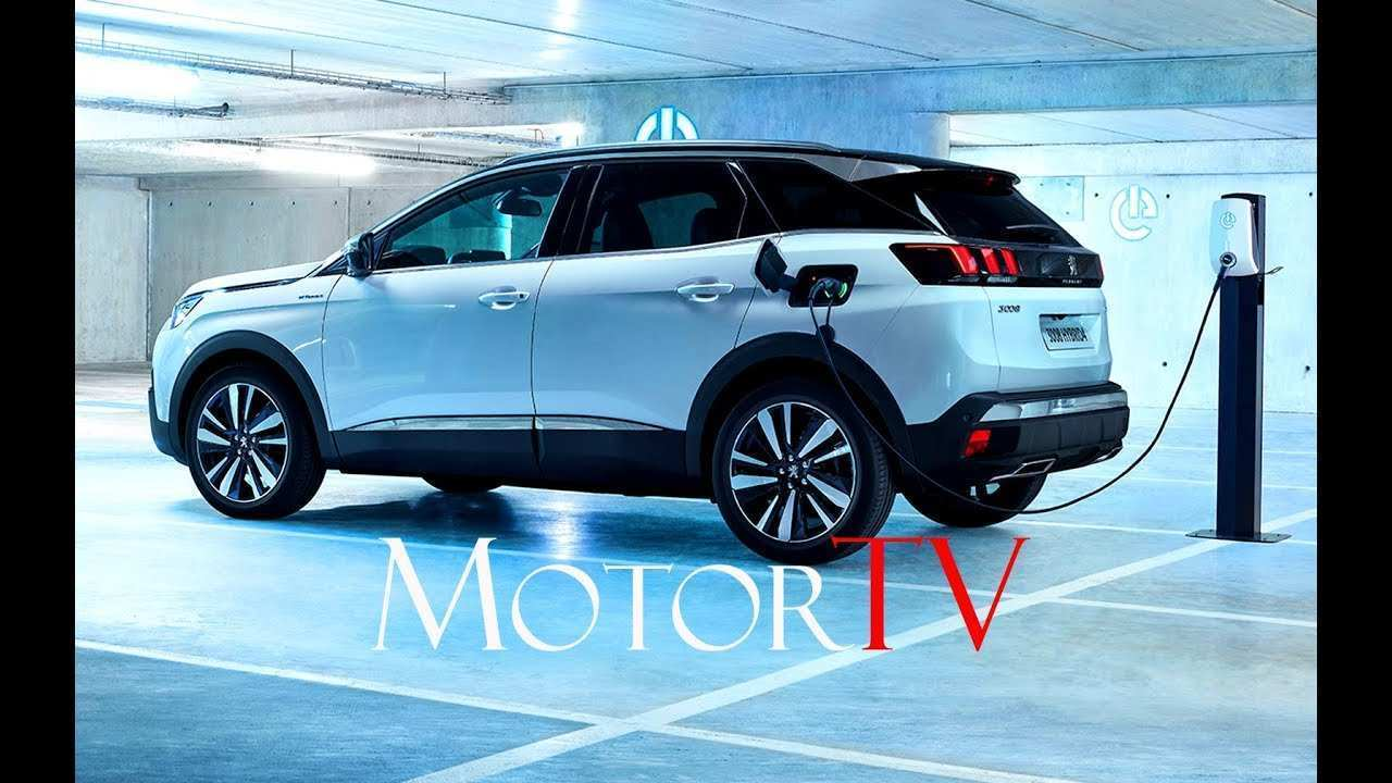 45 Gallery of 2019 Peugeot 3008 Hybrid Pictures by 2019 Peugeot 3008 Hybrid