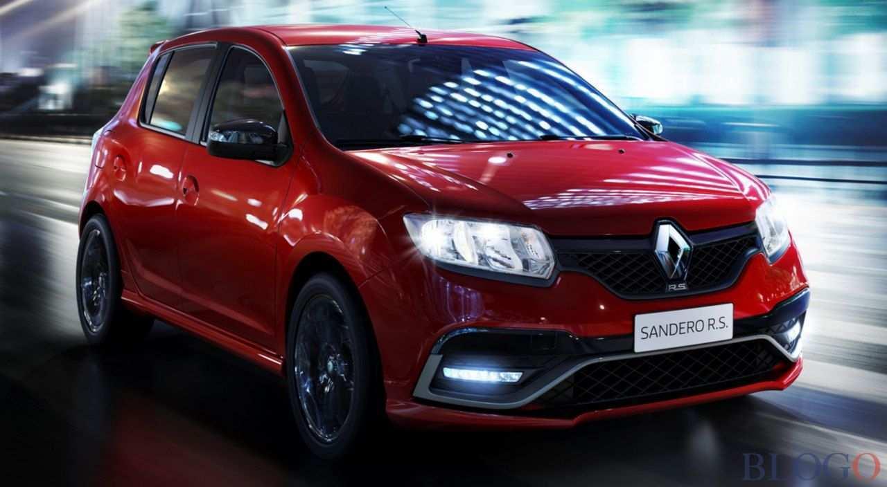 45 Gallery of 2019 Renault Sandero Release by 2019 Renault Sandero