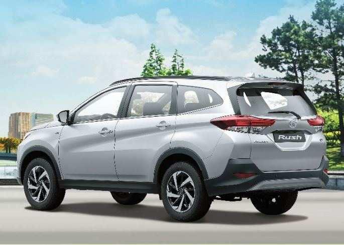 45 Gallery of 2019 Toyota Rush Speed Test with 2019 Toyota Rush