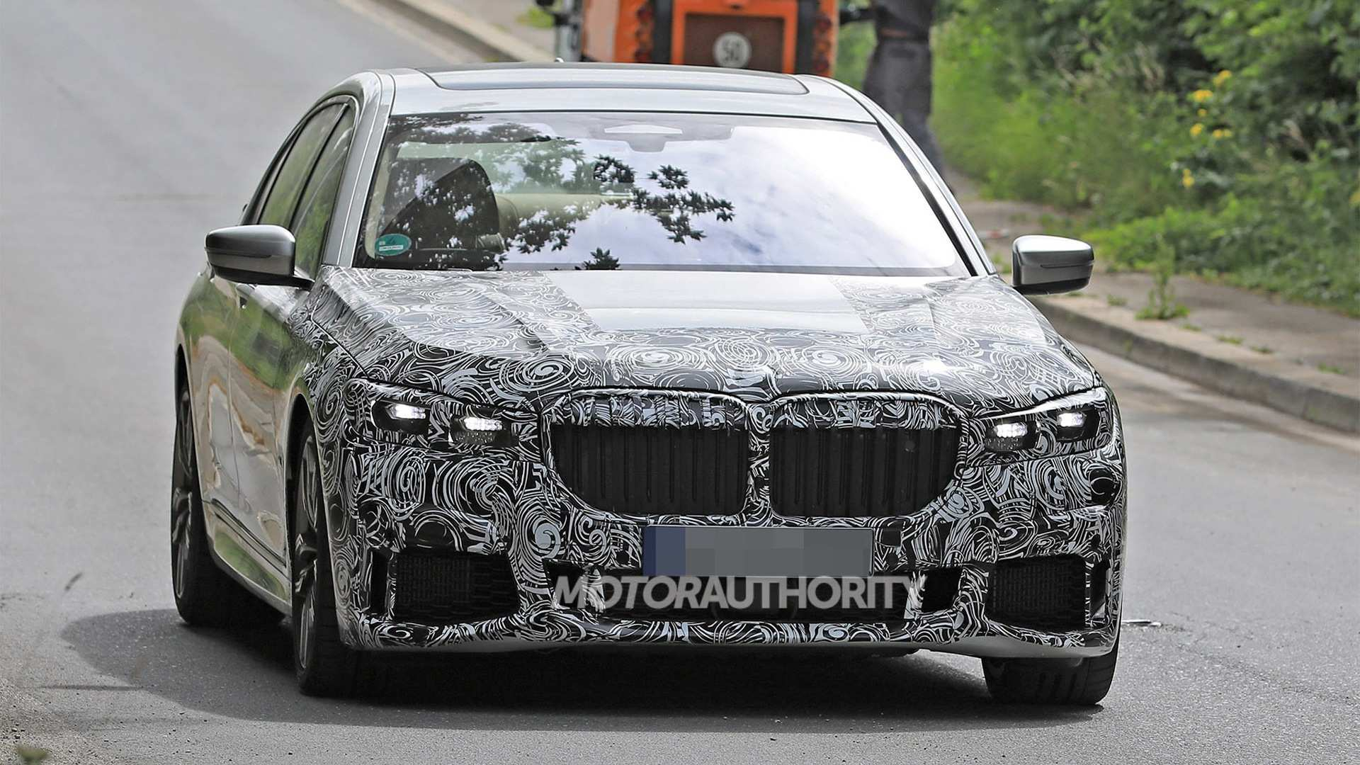 45 Gallery of 2020 Bmw 760Li Model by 2020 Bmw 760Li
