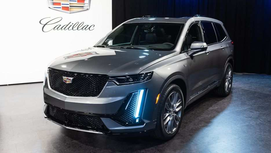 45 Gallery of 2020 Cadillac Xt6 Model by 2020 Cadillac Xt6