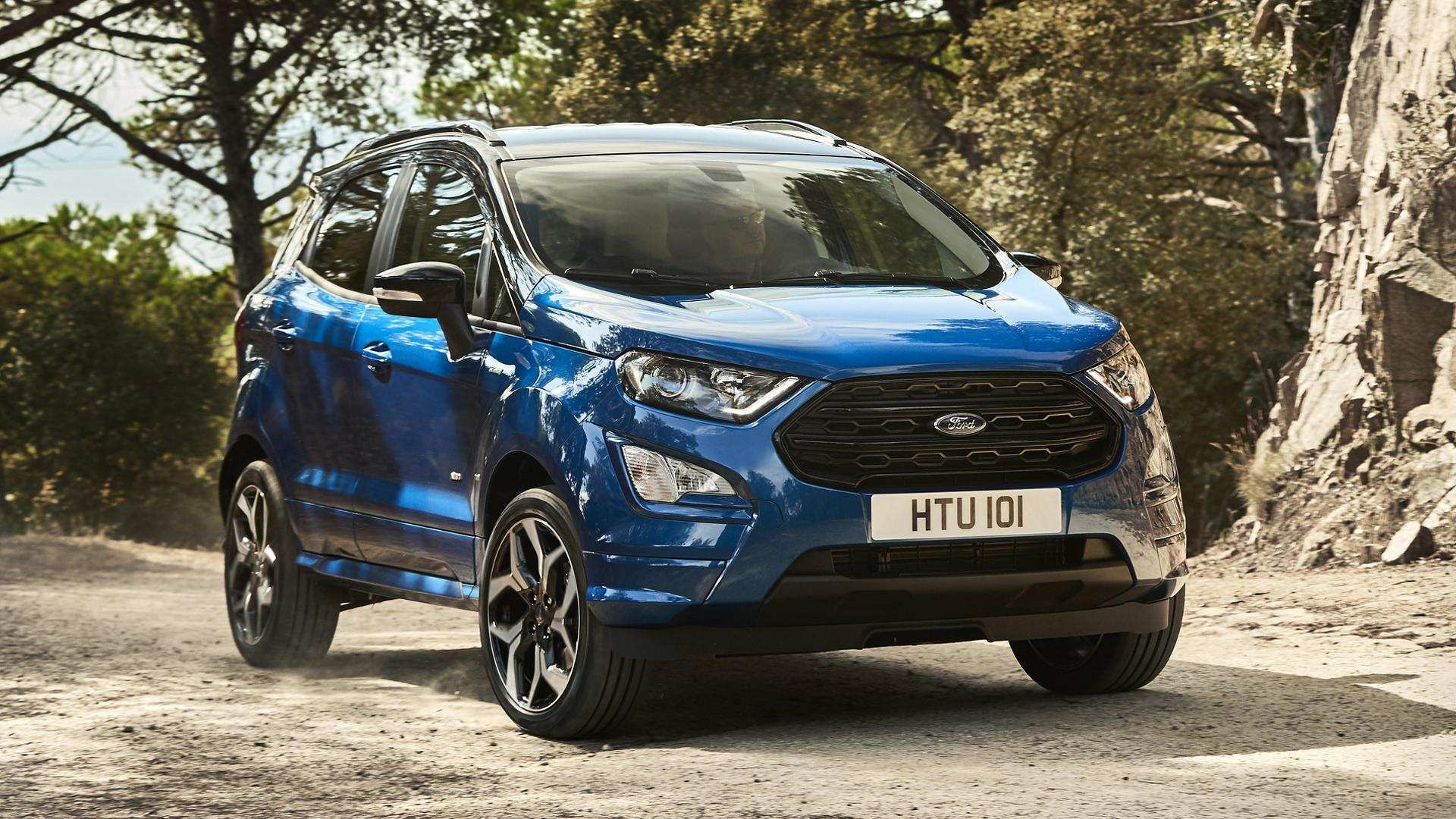45 Gallery of 2020 Ford Ecosport Pricing with 2020 Ford Ecosport