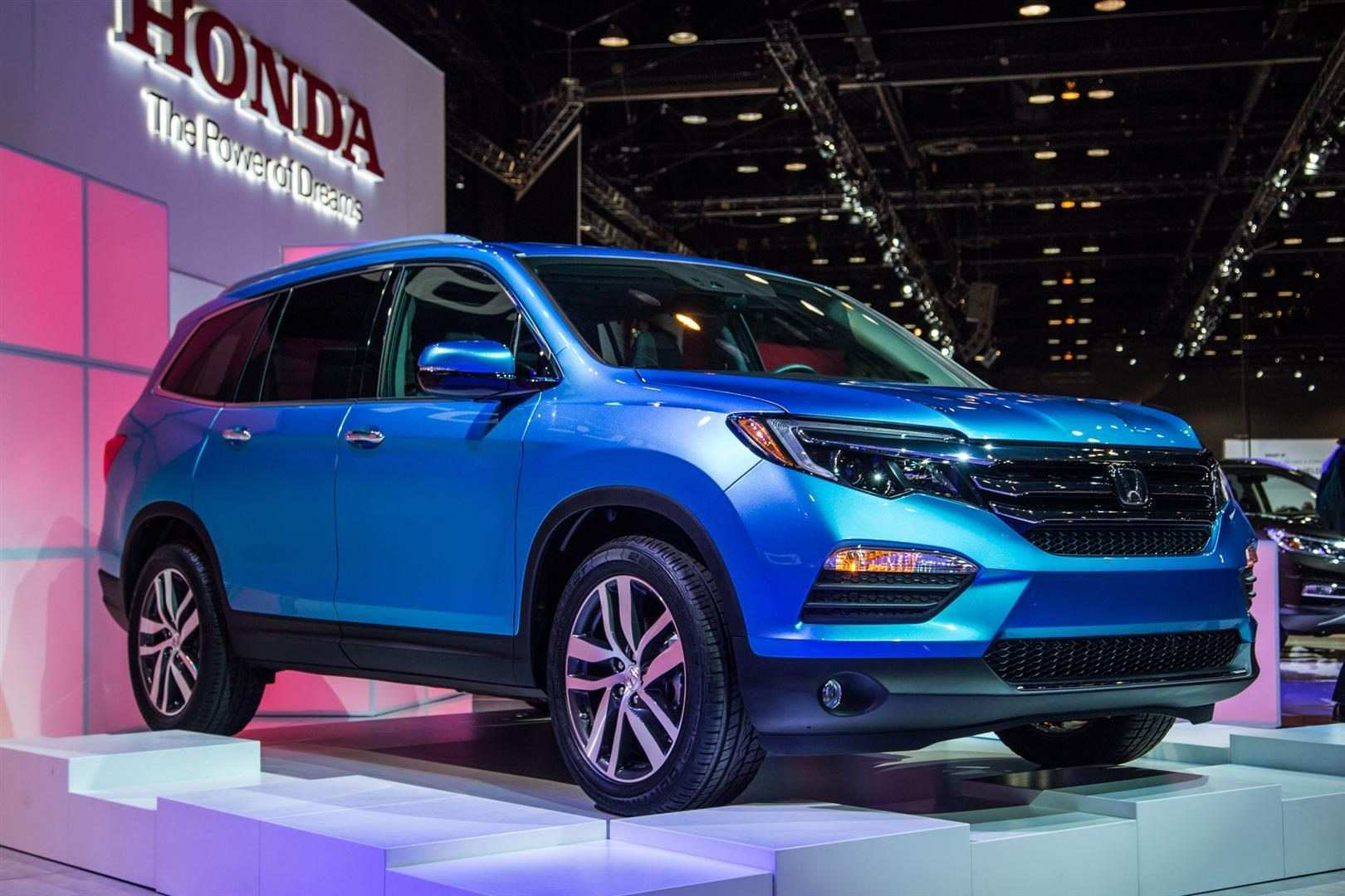 45 Gallery of 2020 Honda Pilot Release Date Performance and New Engine by 2020 Honda Pilot Release Date