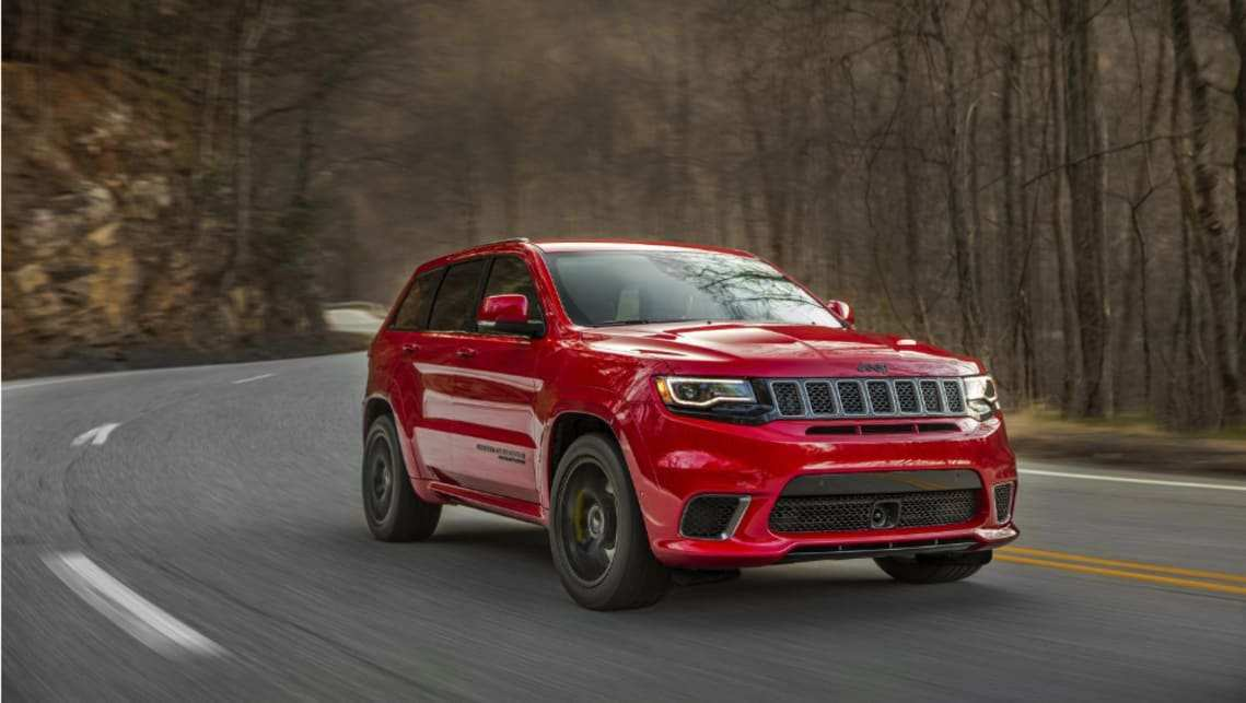 45 Gallery of 2020 Jeep Trackhawk Wallpaper by 2020 Jeep Trackhawk