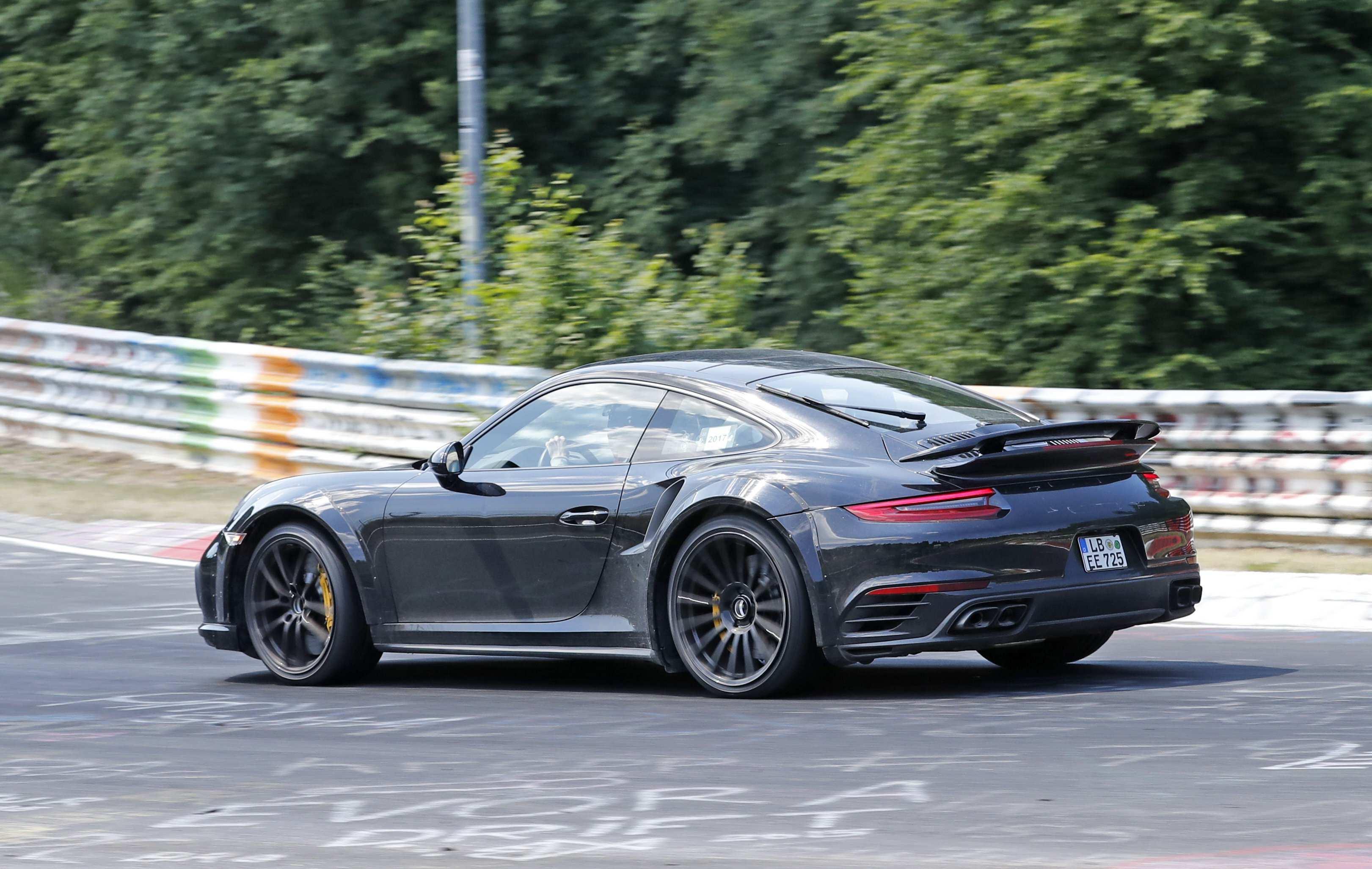 45 Gallery of 2020 Porsche Turbo S Picture by 2020 Porsche Turbo S