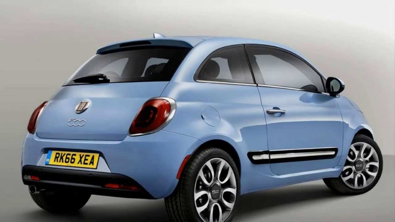 45 Gallery of Fiat Modelle 2019 Review for Fiat Modelle 2019