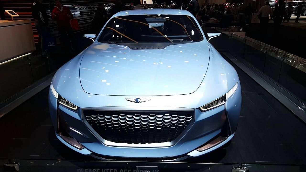 45 Gallery of Hyundai Concept 2020 Redesign for Hyundai Concept 2020