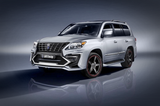 45 Gallery of New 2019 Lexus Gx Redesign and Concept by New 2019 Lexus Gx