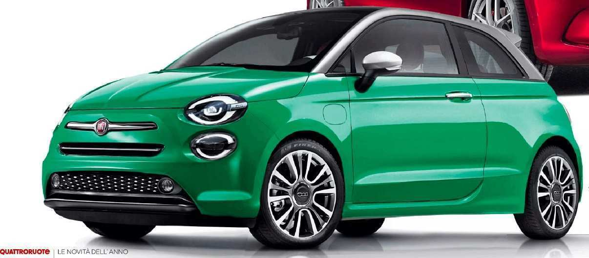 45 Gallery of Nuove Fiat 2020 Overview with Nuove Fiat 2020