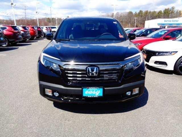 45 Great 2019 Honda Ridgeline Black Edition Exterior and Interior with 2019 Honda Ridgeline Black Edition