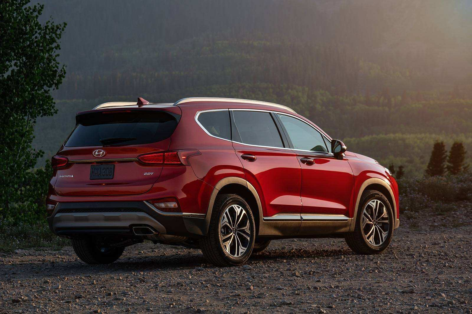45 Great 2019 Hyundai Santa Fe Engine Spesification with 2019 Hyundai Santa Fe Engine