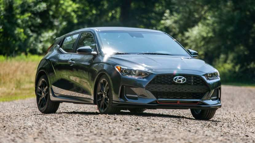 45 Great 2019 Hyundai Veloster Turbo Review Rumors for 2019 Hyundai Veloster Turbo Review