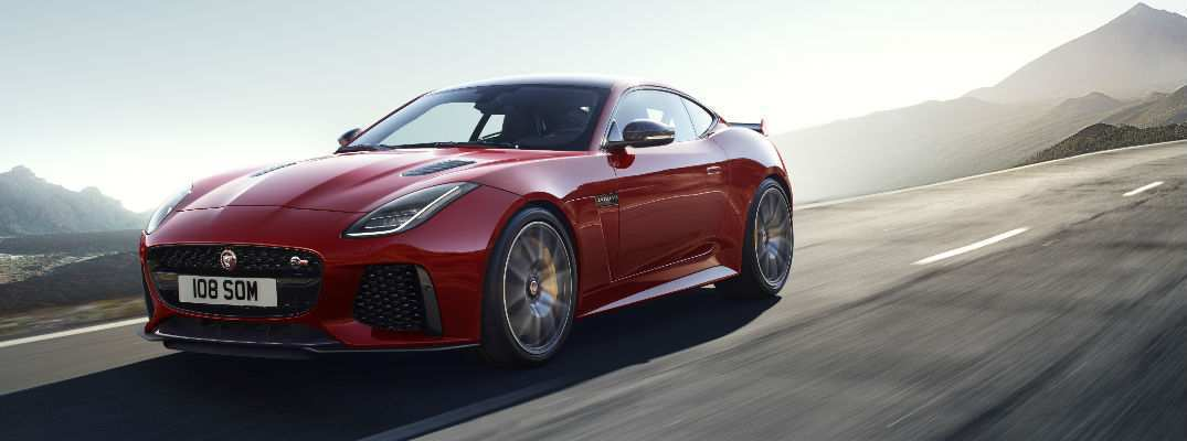 45 Great 2019 Jaguar Svr Specs for 2019 Jaguar Svr