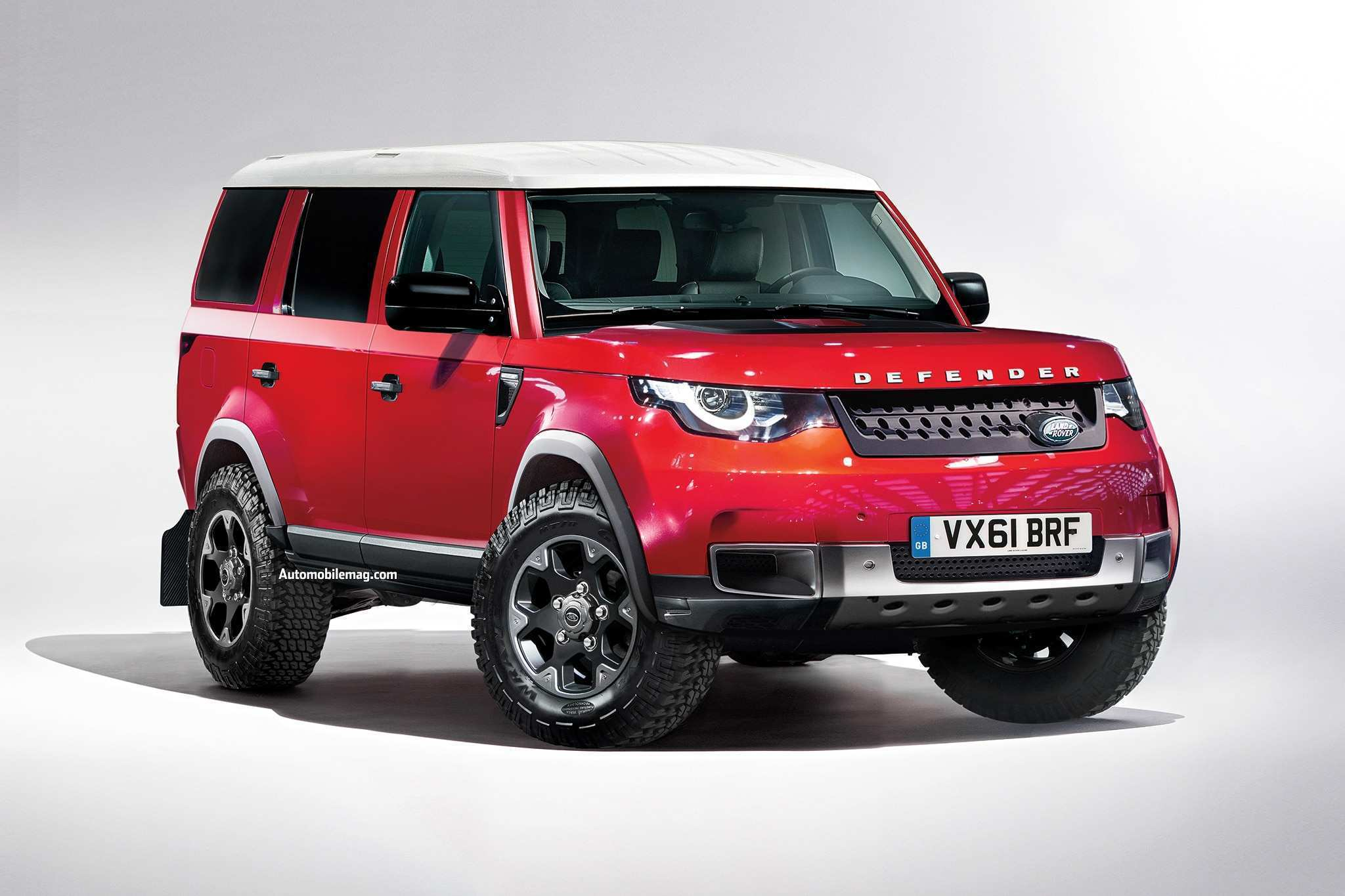 45 Great 2019 Land Rover Defender Price Style for 2019 Land Rover Defender Price