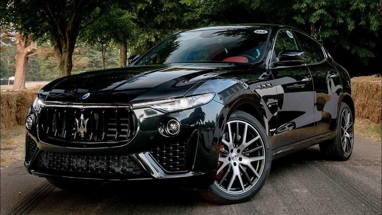 45 Great 2019 Maserati Suv New Review by 2019 Maserati Suv