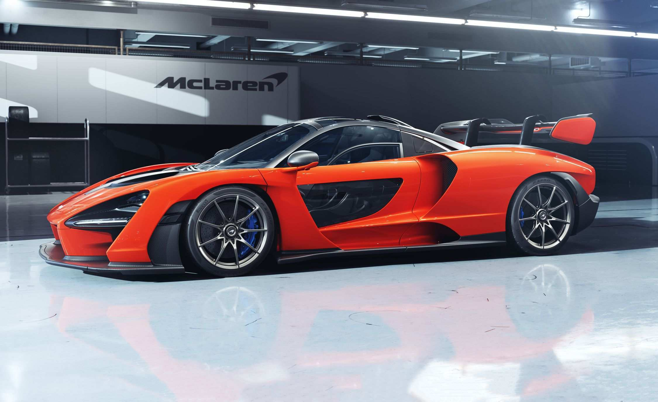 45 Great 2019 Mclaren Sedan Picture with 2019 Mclaren Sedan