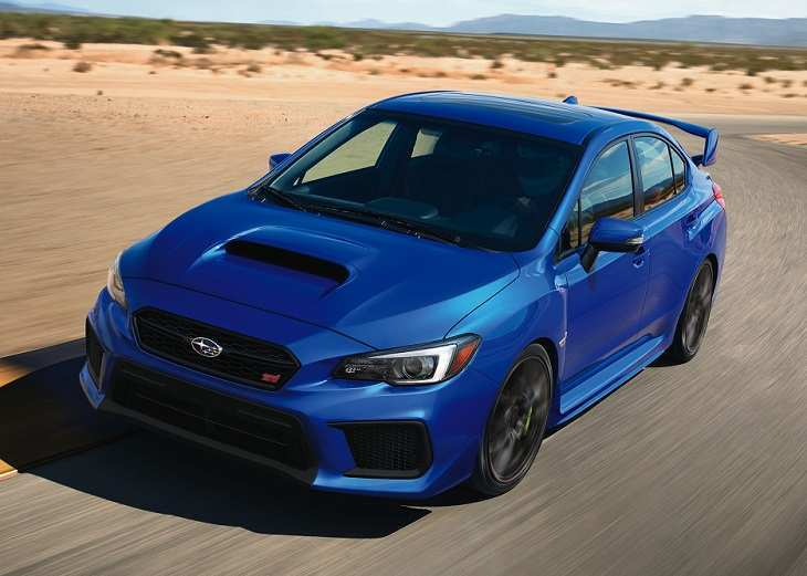 45 Great 2019 Subaru Sti Review Release Date by 2019 Subaru Sti Review