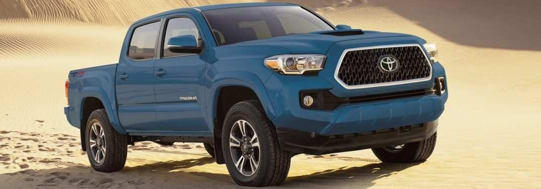 45 Great 2019 Toyota Tacoma News Price and Review for 2019 Toyota Tacoma News