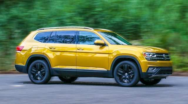 45 Great 2019 Volkswagen Atlas Reviews with 2019 Volkswagen Atlas