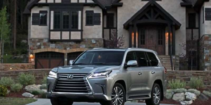 45 Great 2020 Lexus Lx 570 Release Date Exterior for 2020 Lexus Lx 570 Release Date