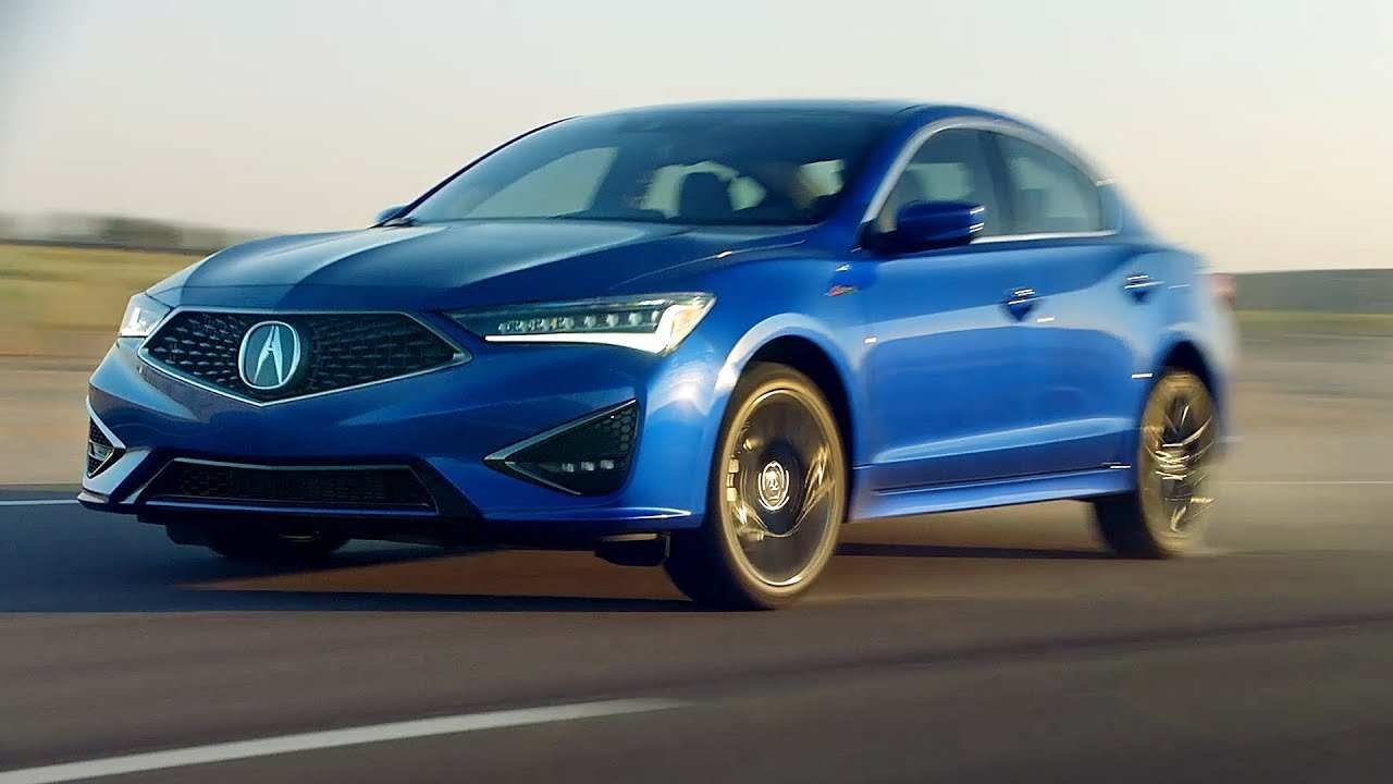 45 New 2019 Acura Ilx Redesign Reviews by 2019 Acura Ilx Redesign