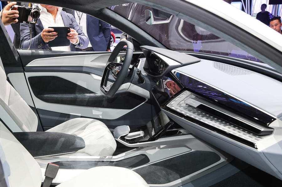 45 New 2019 Audi E Tron Quattro Style by 2019 Audi E Tron Quattro