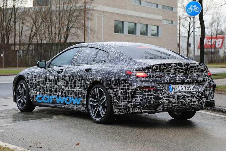 45 New 2019 Bmw 8 Series Gran Coupe History with 2019 Bmw 8 Series Gran Coupe