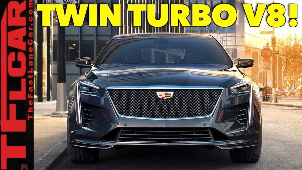45 New 2019 Cadillac V8 First Drive for 2019 Cadillac V8