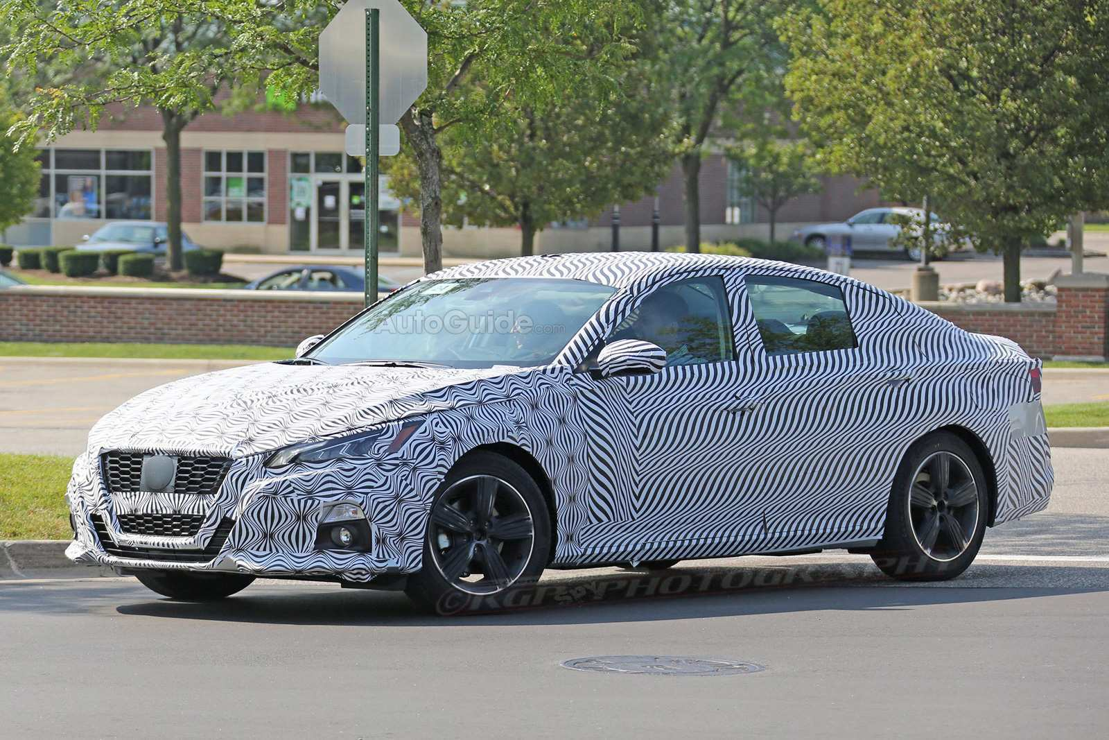 45 New 2019 Nissan Altima Spy Shots Specs and Review with 2019 Nissan Altima Spy Shots