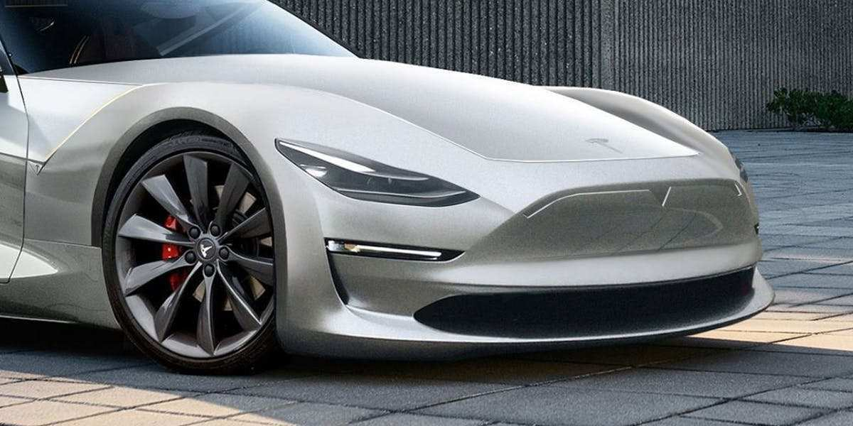 45 New 2019 Tesla Roadster P100D Exterior by 2019 Tesla Roadster P100D