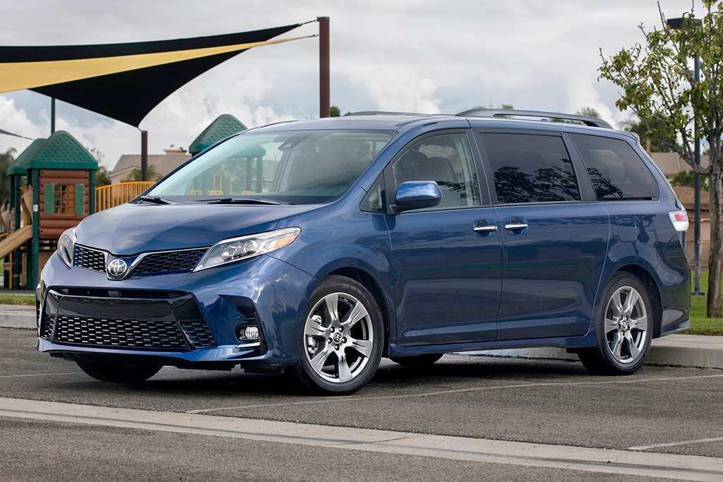 45 New 2019 Toyota Odyssey Style by 2019 Toyota Odyssey