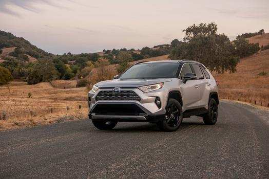 45 New 2019 Toyota Rav4 Hybrid Specs Performance and New Engine by 2019 Toyota Rav4 Hybrid Specs