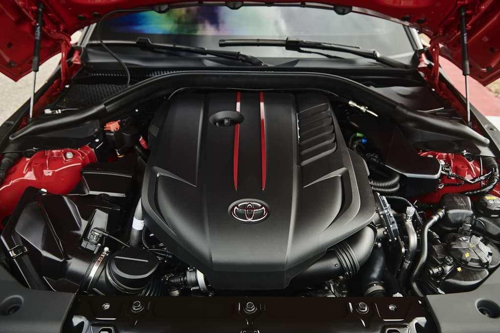 45 New 2019 Toyota Supra Spy Shoot by 2019 Toyota Supra
