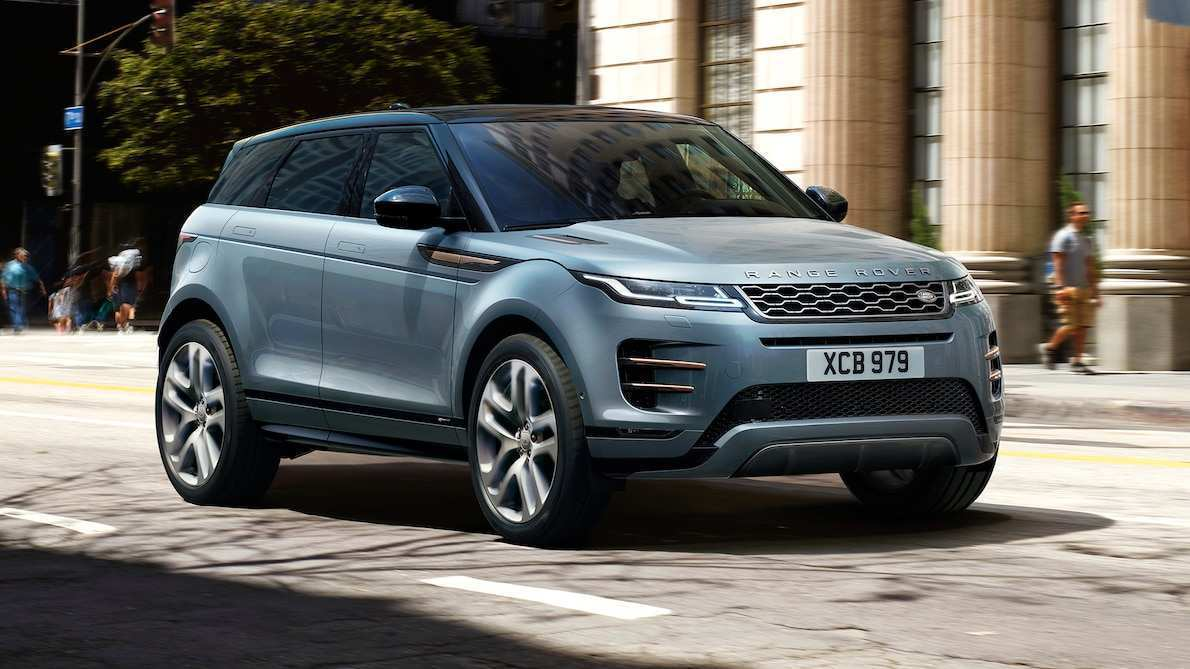 45 New 2020 Land Rover Range Rover Prices by 2020 Land Rover Range Rover