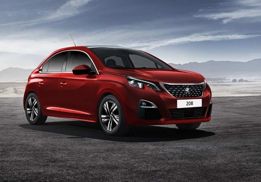 45 New 2020 Peugeot 208 Overview for 2020 Peugeot 208