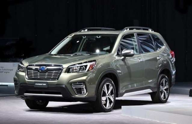 45 New 2020 Subaru Forester Turbo New Review by 2020 Subaru Forester Turbo