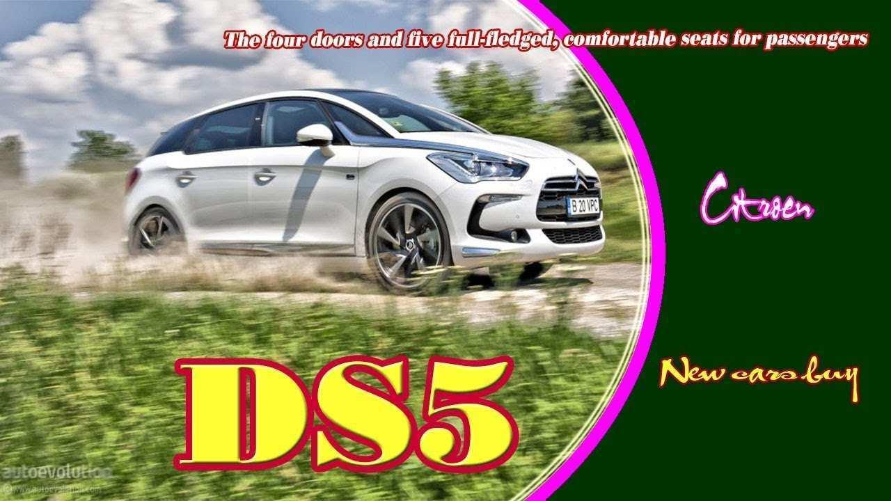 45 New Citroen Ds5 2019 Model with Citroen Ds5 2019