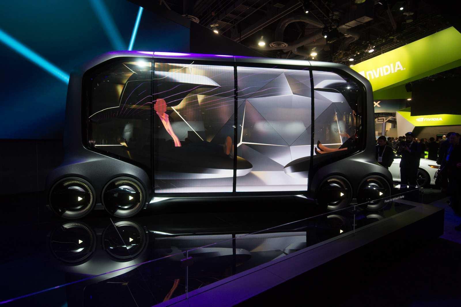 45 New Toyota 2020 Autonomous Driving Reviews by Toyota 2020 Autonomous Driving