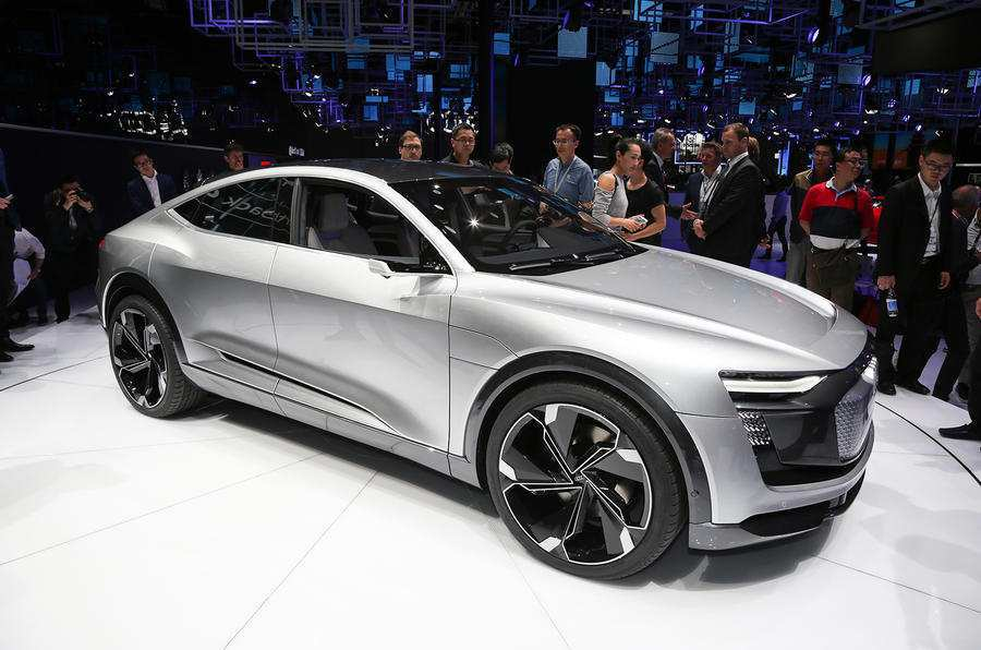 45 The 2019 Audi E Tron Quattro Configurations for 2019 Audi E Tron Quattro