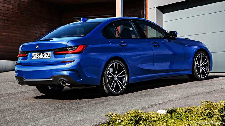 45 The 2019 Bmw 3 Series G20 Exterior by 2019 Bmw 3 Series G20