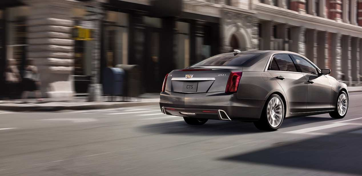 45 The 2019 Cadillac Ct4 Release by 2019 Cadillac Ct4